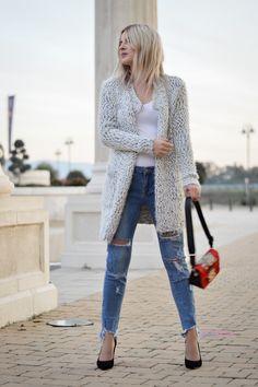 Fashion blogger from Croatia