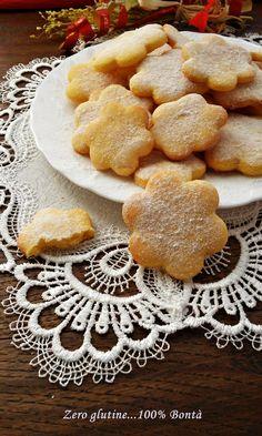 Gluten Free Cakes, Gluten Free Baking, Gluten Free Desserts, Gluten Free Recipes, Sem Lactose, Lactose Free, Patisserie Sans Gluten, Biscotti Cookies, Italian Cookies
