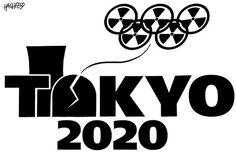 El nuevo logo de Tokio 2020.