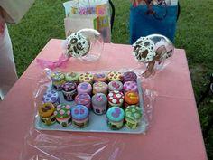 Bomboniera battesimo, idea regalo su commissione! #handmade #love #sweet #candle #fimo #italy #arte