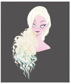 梦游兔的围脖的微博|随時随地分享身邊的新鮮事兒 冰雪奇缘 Frozen Disney