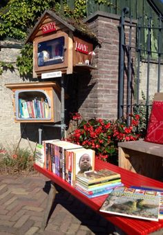 little free library Riethoven