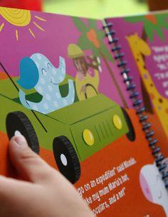 Nico's Personalized Book by Maria Cañal from Escarabajos, Bichos y Mariposas