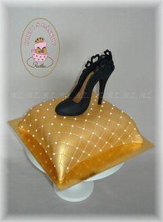 Cake shoe Shoe, Cakes, Heels, Fashion, Heel, Moda, Zapatos, Cake Makers, Fashion Styles