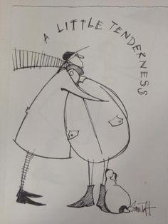 A Little Tenderness - Sam Toft