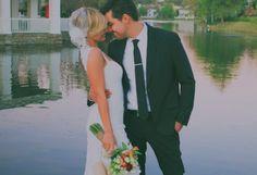 beautiful, simple budget wedding