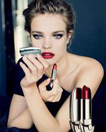 Guerlain Mirror Mirror Fall 2011 - red lipstick!!!