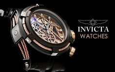 Amazing deal on Invicta watches for a limited period. Hurry if you want to take advantage of two for one, as stock last. http://discountwatchstores.com/save-on-low-price-of-invicta-for-limited-period/