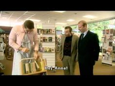 Anne Librarian Little Britain Is it bad that Berna reminds me of Anne?!?! Lol