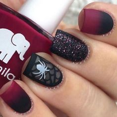 Love or not? #nails #nailart @badgirlnails