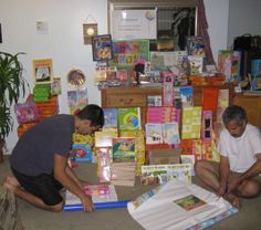 Gift wrapping from Muslim Toys and Dolls out of MA. This company was the co-sponsor of the National Eid Toy and Gift Drive for two years.