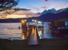 Lago de Coatepeque #ElSalvador