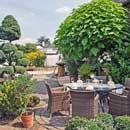 Gutshof Venningen Garten