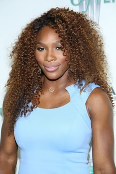 Glamorous Serena Williams. World #1 Serena attends the 14th Annual BNP Paribas Taste Of Tennis at W New York Hotel in New York City. 8/22/13