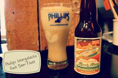 Phillips Intergalactic Root Beer Float