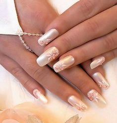 Die 16 Besten Bilder Von Nageldesign Rosa Pretty Nails Cute Nails