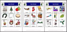 Materiales de clasificación y categorización de vocabulario relacionados con la Navidad. http://informaticaparaeducacionespecial.blogspot.com.es/2012/11/materiales-de-clasificacion-y.html