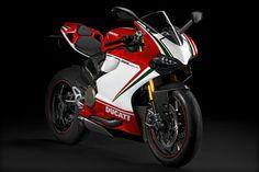 1199 Panigale S Tricolore - Ducati
