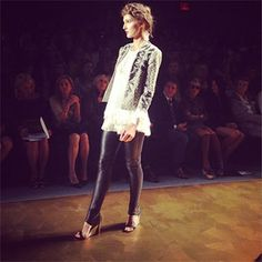 Insta-ing Fashion Week: Tried-and-True Outfit Formulas That WORK