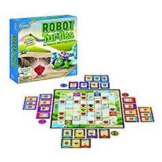 Robot Turtles Coding Board Game