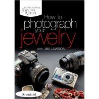 How to Photograph Your Jewelry with Jim Lawson, download.  Uses Lightroom