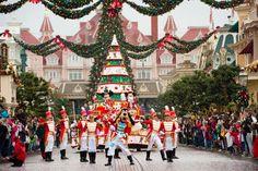 Ofertas para viajar a Disneyland Paris con niños en Navidad