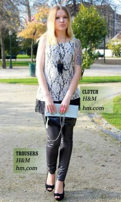 OOTD top Sosolo.co.uk - full look