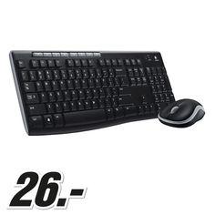 Dagaanbieding: Logitech toetsenbord en muis voor slechts: 26.00