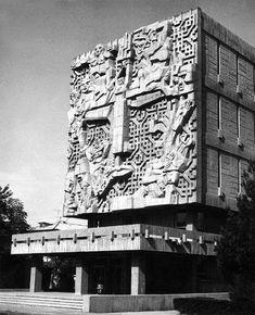 Former House of Political Education, (now Turkmen State Archive)  Ashgabat, Turkmenistan,