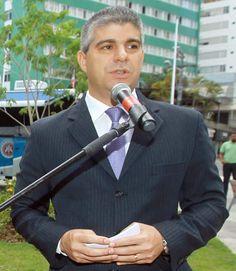 Maurício Barbosa, secretário de Segurança da Bahia e cotado para cargo no Ministério da Justiça