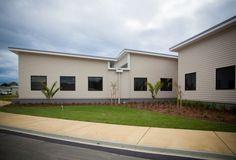 Specially Engineered Facade for Whakatane Hospital - EBOSS