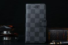 High Quality Real LV iPhone 6s/6s Plus Wallet Leather Case - Luxury iPhone6S Case