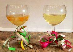 Szilveszteri Bólé (Felnőtteknek) recept foto Alcoholic Drinks, Cocktails, White Wine, Rum, Wine Glass, Food And Drink, Tableware, Smoothie, Craft Cocktails