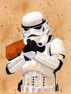 Sand Trooper - Allison Sohn