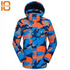 Pants Realistic 2019 New Winter Ski Suit Male Set Windproof Waterproof Warm Ski Suit For Snowboarding Kit Male Outdoor Hot Ski Jacket Skiing Jackets