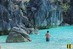 Banol Beach Coron Palawan, Philippines  http://albeeholic.com/travel/luzon/diy-coron-palawan-trip/