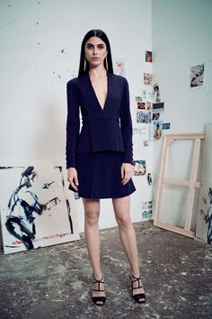 See the complete Cushnie et Ochs Resort 2017 collection.