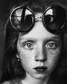 Interview with Uliana Kharinova from Russia - Winner in The Fine Art category - B&W CHILD PHOTO COMPETITION 2015