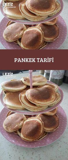 Oideas Pankek - Essential International Milis Recipes In Irish Cake Cookies, Pancakes, Food And Drink, Yummy Food, Baking, Breakfast, Recipes, Easy, Foods