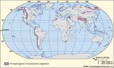Worlds hot and temperate desert world map pinterest deserts distribution of mountain lands gumiabroncs Choice Image