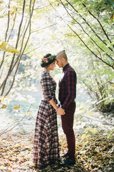 autumn love-story