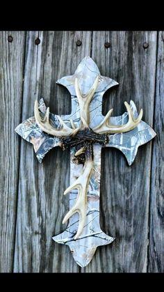 Camo cross I made †