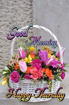 Good Morning Coffee Gif, Good Morning Happy Thursday, Happy Thursday Quotes, Good Morning Prayer, Good Morning Messages, Morning Prayers, Good Morning Wishes, Good Morning Quotes, Thursday Greetings