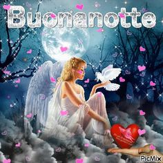 Puoi dire buonanotte usando una GIF! Qui ci sono 110 immagini animate Sweet Dreams Images, Italian Greetings, Moon Fairy, Good Night Gif, Italian Life, Good Night Sweet Dreams, Emoticon, Snoopy, Fantasy