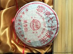 Kostbare Sammlung Pu Erh Schwarzer Tee Kuchen 350 g Produziert in 2008 höchste Grad vergoren Puer Tee in Handwerk-Kasten-Verpackung, http://www.amazon.de/dp/B019OULGNQ/ref=cm_sw_r_pi_awdl_DXt2wb06MB9AR