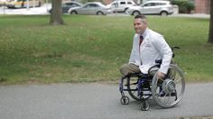 From war hero to white coat: A wounded veteran's journey to Harvard Medi...