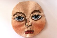 do;; faces to embroider - Bing Images