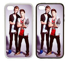 Bars and Melody Rubber and Plastic Phone Cover Case
