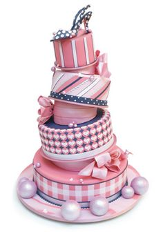 It's all in the Shoe - pink cake Gorgeous Cakes, Pretty Cakes, Amazing Cakes, Crazy Cakes, Fancy Cakes, Pink Cakes, Take The Cake, Love Cake, Unique Cakes