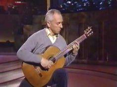Recuerdos de la Alhambra played by John Williams - YouTube